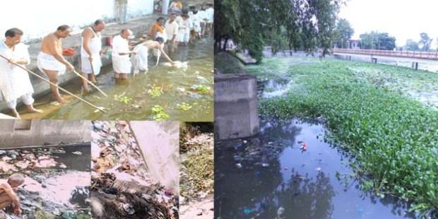 Dharmablnbi eternal ancestors forced to dirty water libation