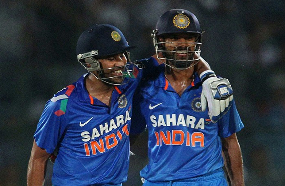 rohit-sharma-shikhar-dhawan-india