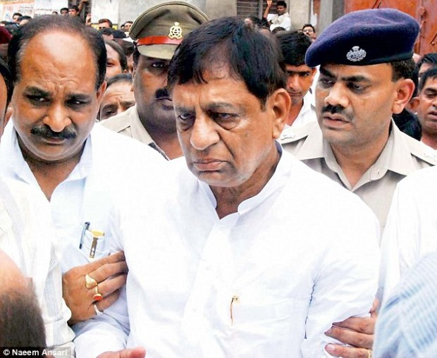 BJP leader Hukam Singh