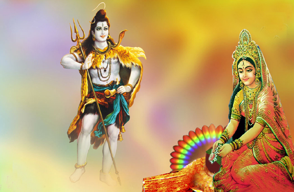 parvati and shiv