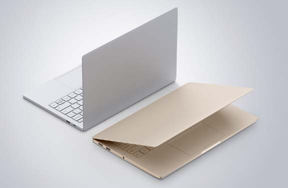 Xiaomi's first laptop Mi Notebook Air