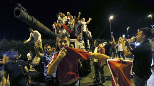 turkish, coup