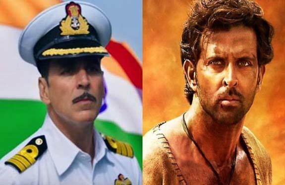 Akshay Kumar's 'Rustom' Vs Hrithik Roshan's 'Mohenjo Daro