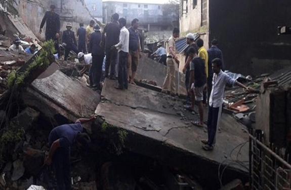 Bhiwandi building collapse, Second Accident In Week