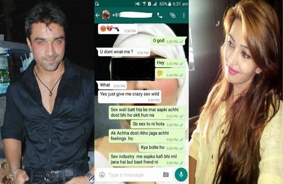 actor-ajaz-khan-pornographu-massage-sendin-to-model-aishwarya-chaubey