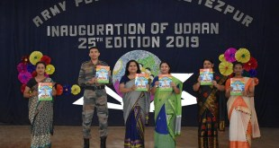 "INAUGURATION OF ""UDAAN"" IN ARMY PUBLIC SCHOOL TEZPUR"