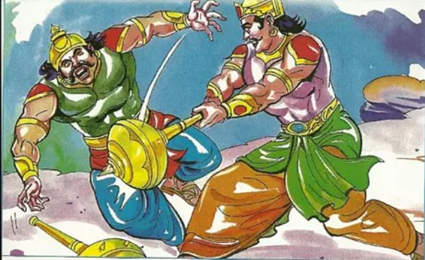 Do-you-know-the-secret-of-raising-3-fingers-of-Duryodhan-at-the-end-of-death