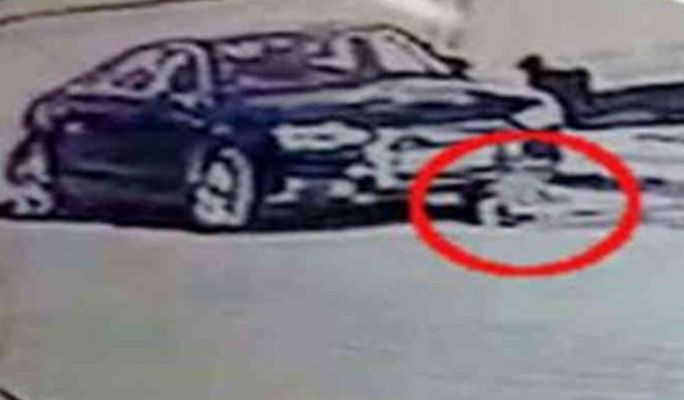 One-and-a-half-year-old-child-crushed-under-Audi-car-CCTV-imprisonment