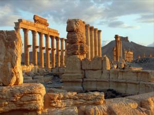 Сирия – древняя земля