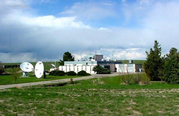 MIST WWV Transmitter Station