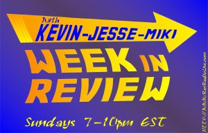 Week In Review LOGO
