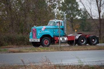 convoy vintage truck