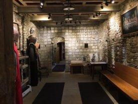 Interior of Loveland Castle