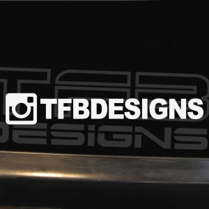 Instagram Name Decal IG Handle Decal – Many Sizes and Colors