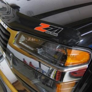 Z71 Off Road Decal GMC Canyon Chevy Tahoe Silverado 6″
