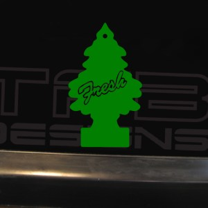 JDM Fresh Tree Decal – Many Colors and Sizes – Quality Sticker