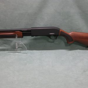 Canuck regulator/Defender combo walnut stock