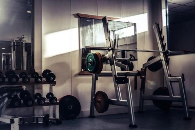 Superset Weight Training Equipment