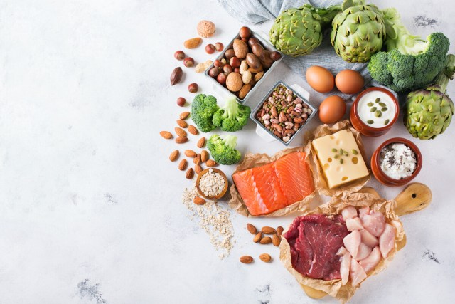Protein Builds Muscle
