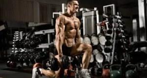 Dumbbell exercises for the legs