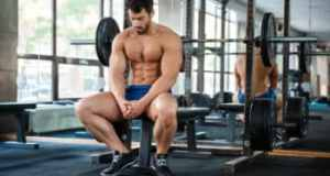 rest recover chest muscles