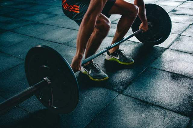 weightlifting classes