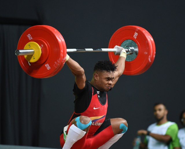 Olympic Style Lifting