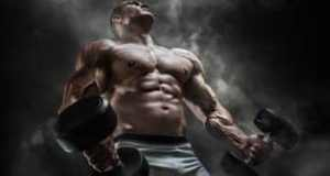 How much muscle gain (hypertrophy) in one month