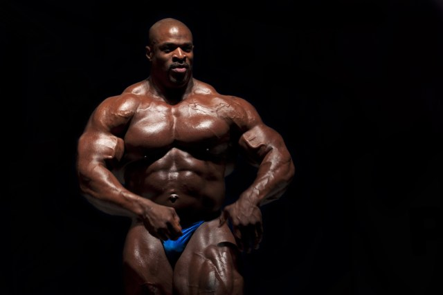 Ronnie Coleman one of the top 8 men bodybuilders of all time