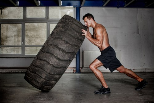 CrossFit Duffy Gaver Fitness Trainer