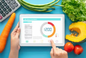Calorie Calculators math to lose weight technology driven workout