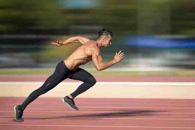 running HIIT Workout