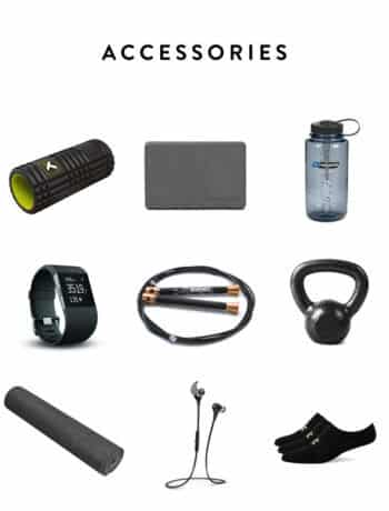 Workout Gear Fitness Accessories