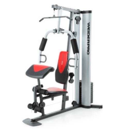 6900 Weider home gym equipment