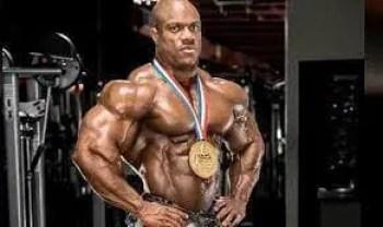 Phil Heath World Champion