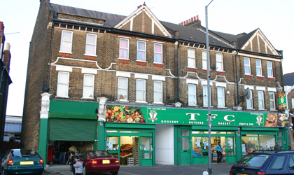 TFC Supermarkets Wood Green