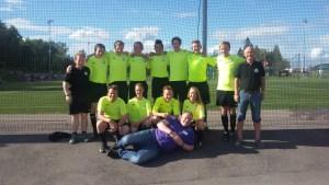 Norway Cup trønderdommere 2
