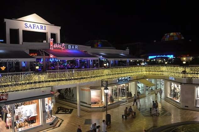 Centro Comercial Safari en Tenerife