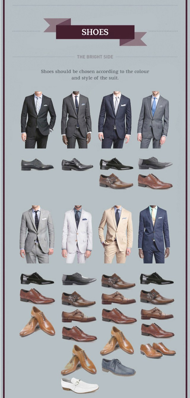 How to Wear a Suit: Shoes