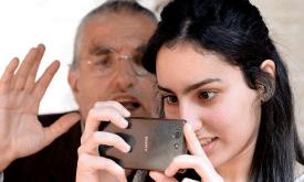 arab smartphone