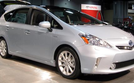 Toyota silver