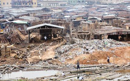 Lagos waste