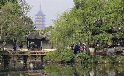 Suzhou Humble Administrator's Garden