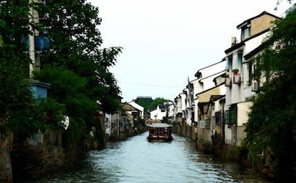 Suzhou Yangtze River Basin