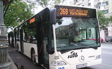 Bucharest transportation