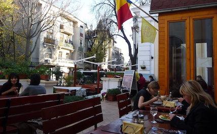 Bucharest restaurant