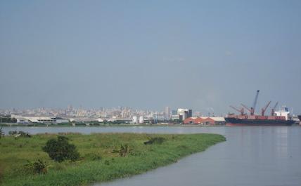 Barranquila port