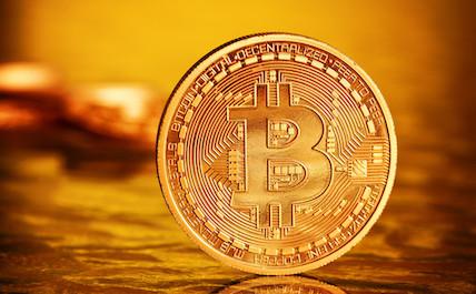 Bitcoin stand
