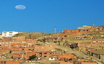 El Alto buildings