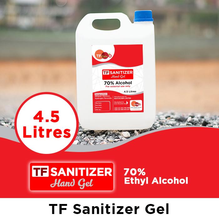 TF Sanitizers Gel 4.5L_TFHOGhana_web